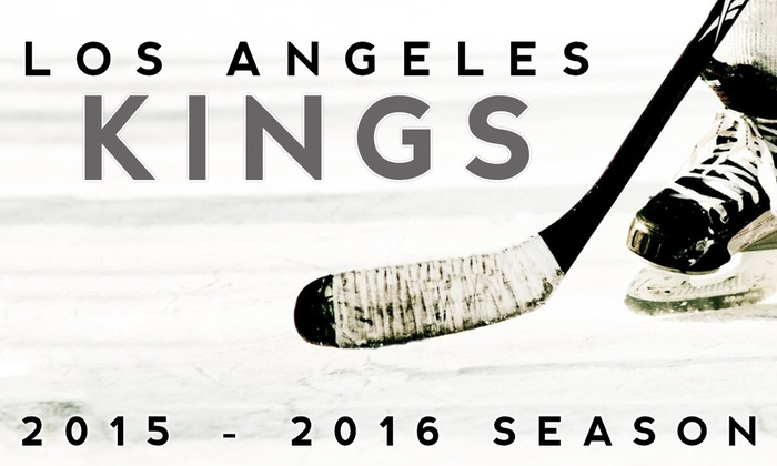 Los Angeles Kings Hockey at STAPLES Center