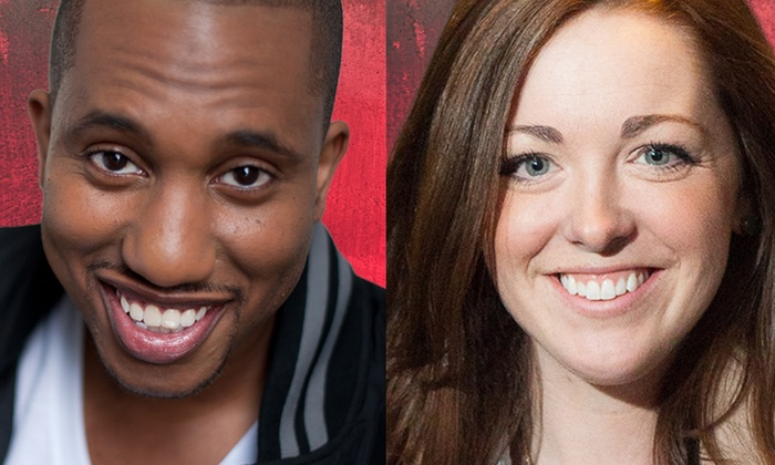 UP Comedy Club - North Side: Comedians Chris Redd and Megan Gailey at UP Comedy Club