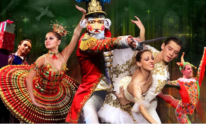 George Mason University's Center for the Arts - Fairfax: Great Russian Nutcracker at George Mason University's Center for the Arts