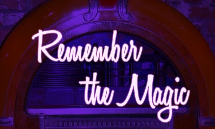 The Grove Theatre - La Deney Drive: Remember the Magic at The Grove Theatre