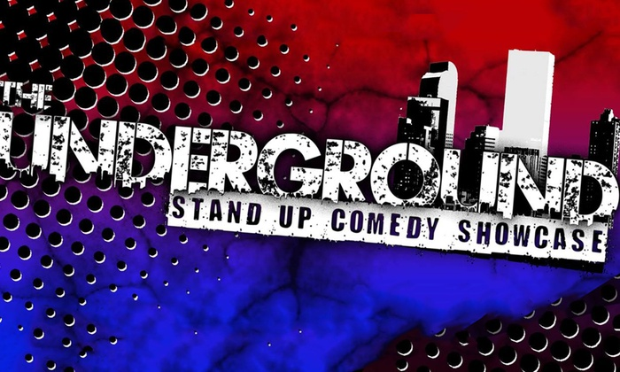 Soiled Dove Underground  - East Denver: The Underground Standup Comedy Showcase