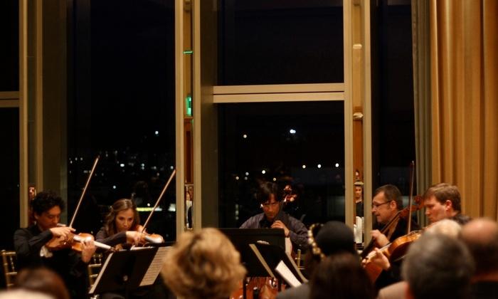 Dorothy Chandler Pavilion - 5th Floor Space - Downtown Los Angeles: Le Salon de Musiques: Schubert & Schubertiade at Dorothy Chandler Pavilion - 5th Floor Space