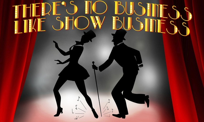 Chehalem Cultural Center - Newberg: There's No Business Like Show Business at Chehalem Cultural Center