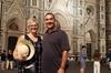 Tour a piedi con guida di Firenze di sera: Duomo, Ponte Vecchio e t...