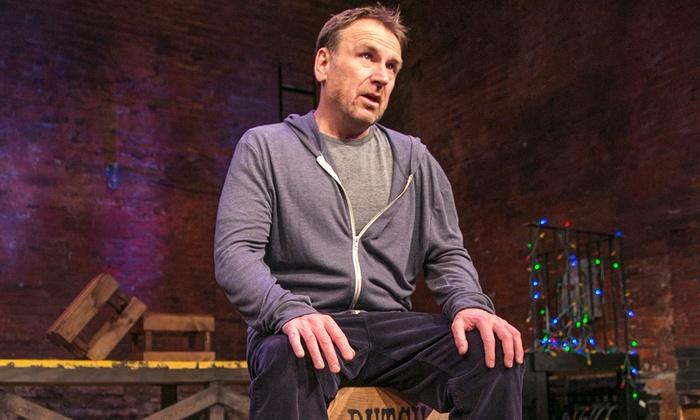 Cherry Lane Theatre - Cherry Lane Theatre: Colin Quinn: The New York Story at Cherry Lane Theatre