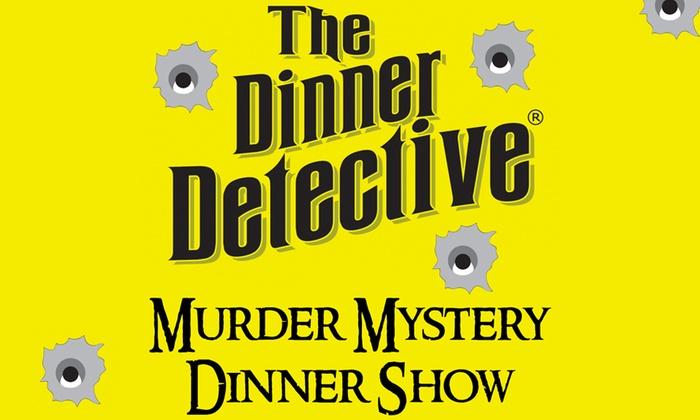 Courtyard Marriott - Minneapolis Downtown - University: The Dinner Detective Interactive Murder Mystery Show
