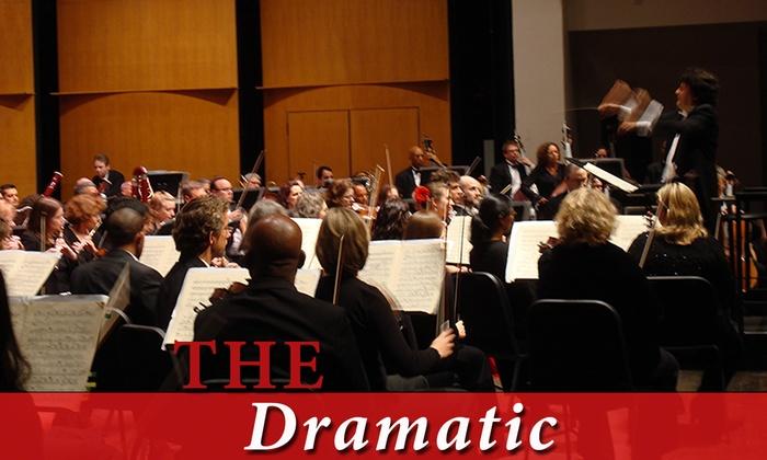 Rachel M. Schlesinger Concert Hall & Arts Center - Alexandria West: The Dramatic at Rachel M. Schlesinger Concert Hall & Arts Center
