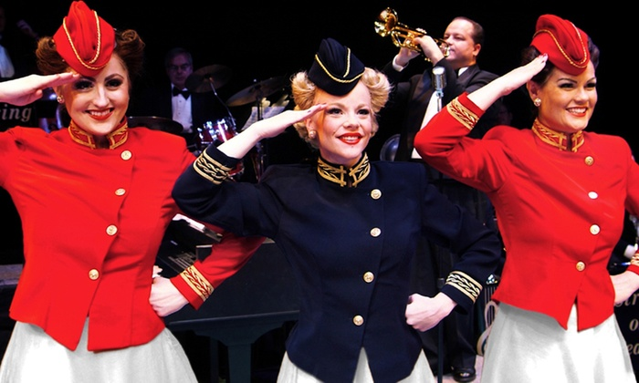 Lesher Center for the Arts - Hofmann Theater - Downtown Walnut Creek: In the Mood at Lesher Center for the Arts - Hofmann Theater