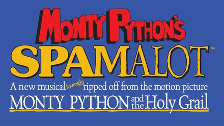 Monty Python's Spamalot at California Theatre of the Performing Arts