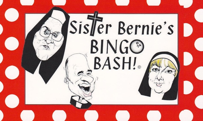 Freed Theater at The Christ Cathedral  - Garden Grove: Sister Bernie's Bingo Bash at Freed Theater at The Christ Cathedral