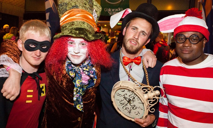 The Pourhouse - Downtown West: Halloween Bar Crawl at The Pourhouse