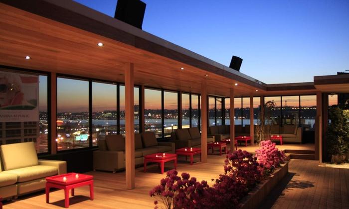 Hudson Terrace - Clinton: Thanksgiving Eve at Hudson Terrace at Hudson Terrace