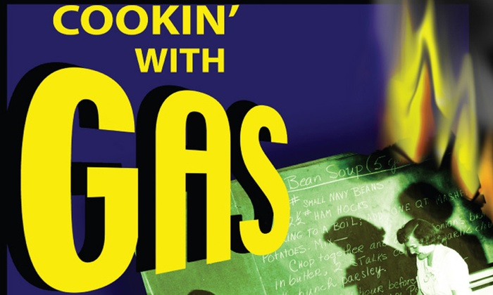 The Groundlings Theatre - Mid-City West: The Groundlings' Cookin' With Gas at The Groundlings Theatre