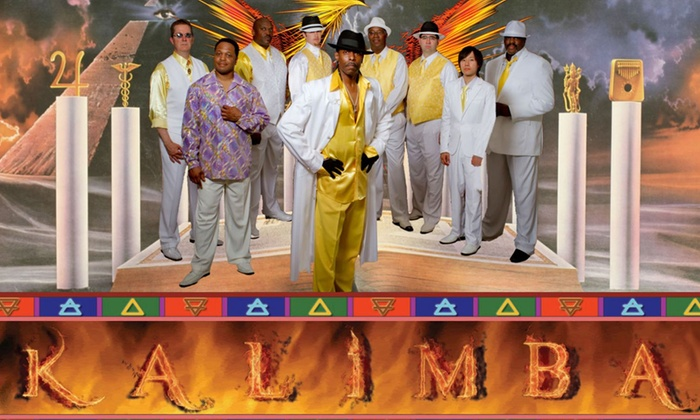 The Hangar at OC Fair - Central Costa Mesa: Earth, Wind & Fire Tribute Band Kalimba at The Hangar at OC Fair