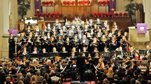 Wilshire United Methodist Church: LA Lawyers Philharmonic and Legal Voices: Holiday Concert at Wilshire United Methodist Church