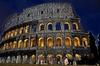 Tour a piedi notturno di Roma