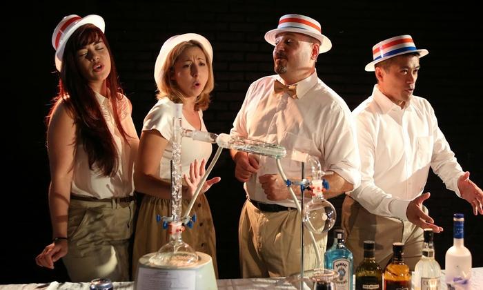 Elektra Theatre - Hell's Kitchen: The Imbible at Elektra Theatre