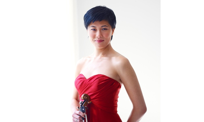 Herbst Theatre at the San Francisco War Memorial Building - Northeast San Francisco: Family Matinee: Violinist Jennifer Koh at Herbst Theatre at the San Francisco War Memorial Building
