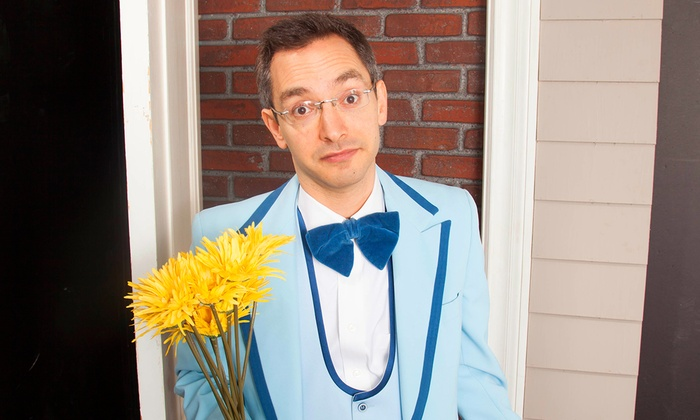 Addison Improv - Plaza At The Quorum: Comedian Myq Kaplan at Addison Improv