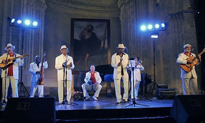 Lehman Center for the Performing Arts-CUNY - Lehman Center for the Performing Arts: Septeto Nacional de Cuba at Lehman Center for the Performing Arts-CUNY