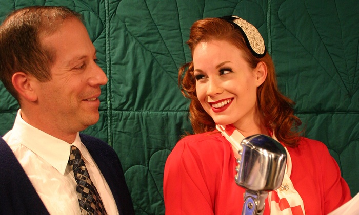 Rover Dramawerks - Thunderbird: It's a Wonderful Life: A Live Radio Play at Rover Dramawerks