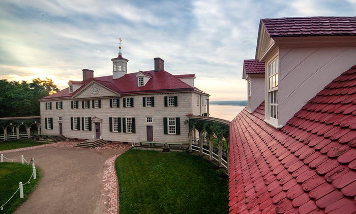 George Washington's Mount Vernon - Mount Vernon: George Washington's Mount Vernon at George Washington's Mount Vernon