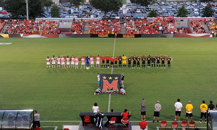 Ludwig Field  - College Park: University of Maryland Men's Soccer at Ludwig Field
