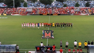 Ludwig Field : University of Maryland Men's Soccer at Ludwig Field