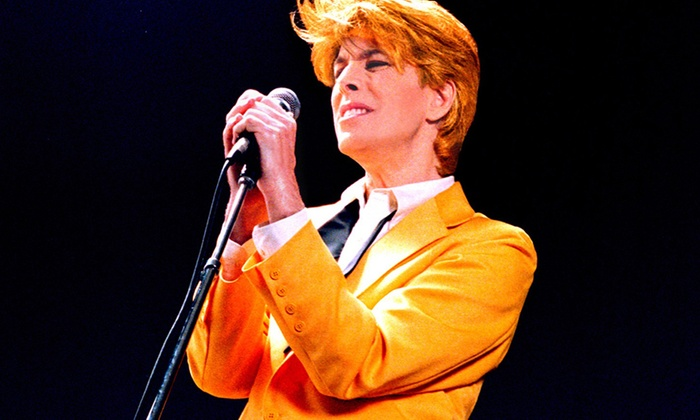Saint Rocke - Hermosa Beach: Space Oddity: David Bowie Tribute at Saint Rocke