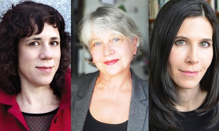Washington DCJCC - Dupont Circle: Intrepid Time Travelers: New Fiction at Washington DCJCC
