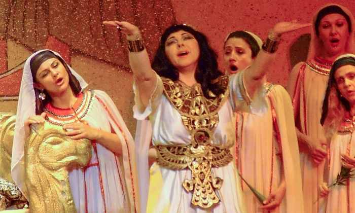 Miramar Cultural Center  - Miramar Town Center: Aida, an Opera by Giuseppe Verdi at Miramar Cultural Center