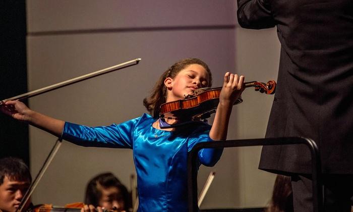 Alex Theatre - Alex Theatre: Glendale Youth Orchestra's Winter Concert at Alex Theatre