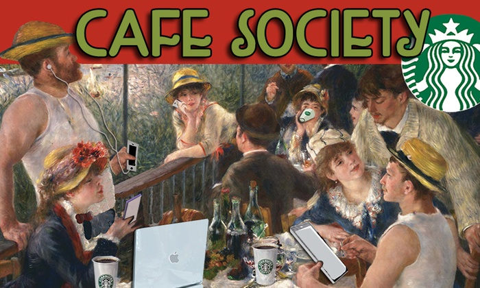 Odyssey Theatre - Westside: Cafe Society at Odyssey Theatre
