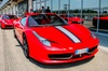 Ferrari 458 Spider: Prova su Strada