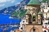 Escursione a terra: Pompei e Costiera Amalfitana