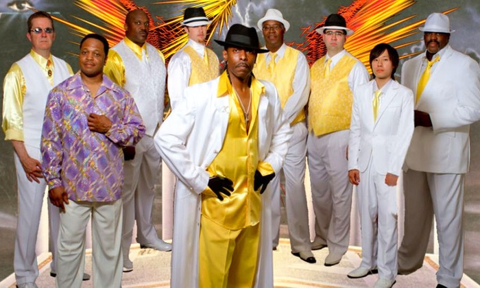 Bal Theatre - Halcyon-Foothill: Earth, Wind & Fire Tribute Band Kalimba at Bal Theatre
