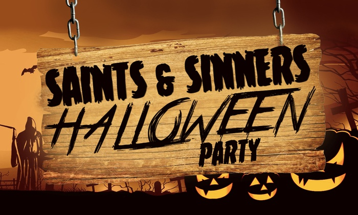 Lucky Strike - Downtown: Saints & Sinners Halloween Party at Lucky Strike