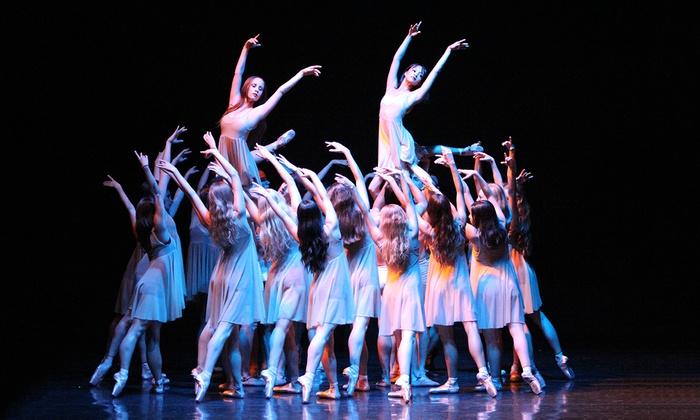 Spreckels Theatre - Balboa Theatre: City Ballet of San Diego: Mozart's Requiem at Spreckels Theatre