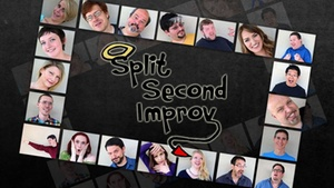 SecondStory Hideaway: Split Second Improv at SecondStory Hideaway