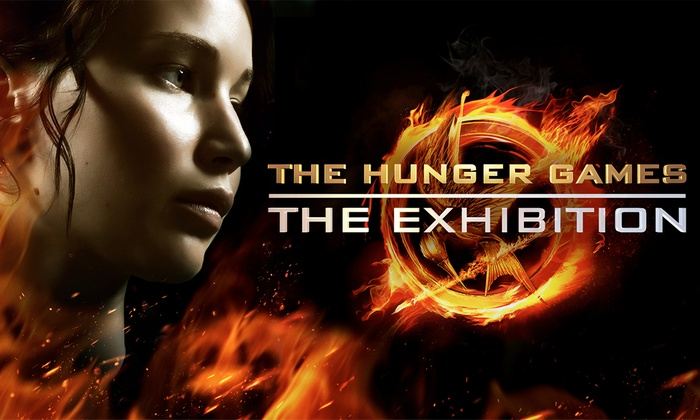 Discovery Times Square - Discovery Times Square: The Hunger Games: The Exhibition at Discovery Times Square