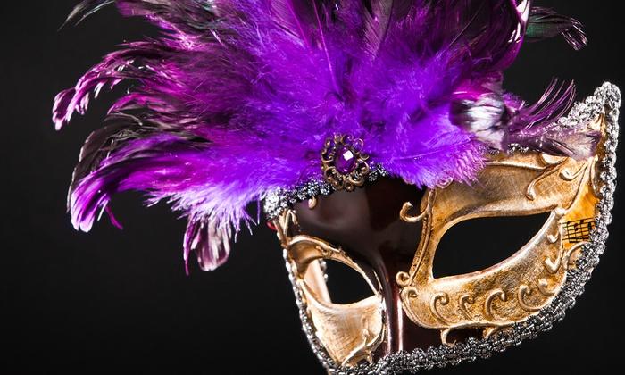 Diplomat West - North Itasca: The Royal Masquerade Dinner & Ball at Diplomat West