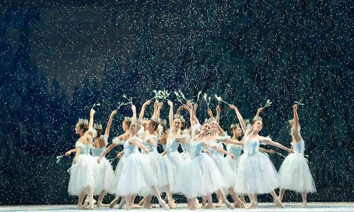 Kravis Center for the Performing Arts - Cultural Arts District: Miami City Ballet: George Balanchine's The Nutcracker at Kravis Center for the Performing Arts