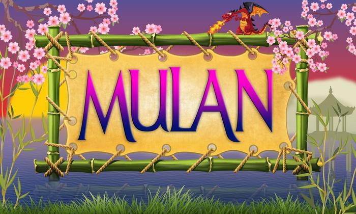 CAC Studios - Pico: Mulan the Warrior Princess: A Mini Musical at CAC Studios