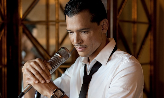 Bethesda Blues & Jazz Supper Club - Bethesda: Singer El DeBarge at Bethesda Blues & Jazz Supper Club