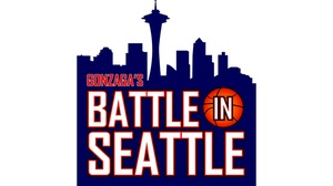 KeyArena: College Basketball: Gonzaga vs. Tennessee in The Washington Federal Battle in Seattle at KeyArena