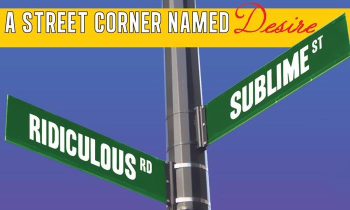 VS. Theatre Company - Mid-Wilshire: A Street Corner Named Desire at VS. Theatre Company