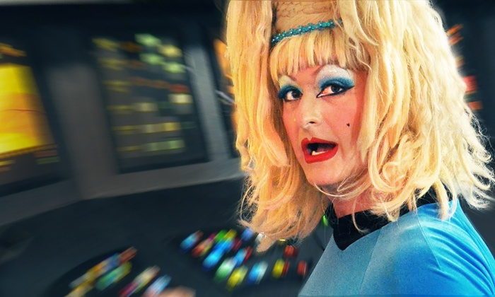 The Laurie Beechman Theatre - Hell's Kitchen: Moxie Magnus and the Alien Androids From Uranus at The Laurie Beechman Theatre