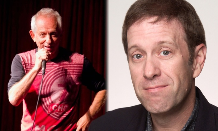 Atlanta Comedy Theater - Atlanta Comedy Theater: Comedians Jerry Farber and Jim Gossett at Atlanta Comedy Theater
