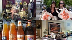 Old Towne Orange: Orange Depot: Vintage Orange Food Tour at Old Towne Orange: Orange Depot