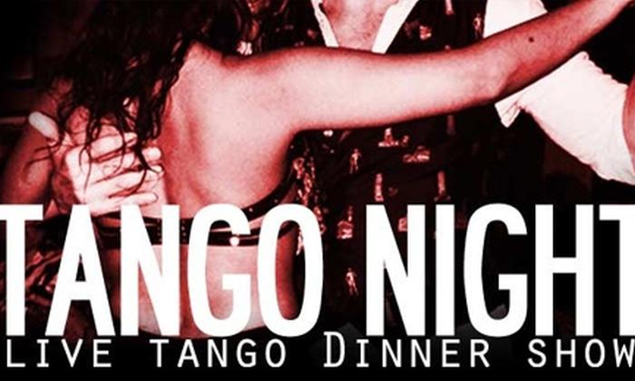 Pampas Argentine Grill - Eastern San Diego: Argentine Tango Dinner Show at Pampas Argentine Grill